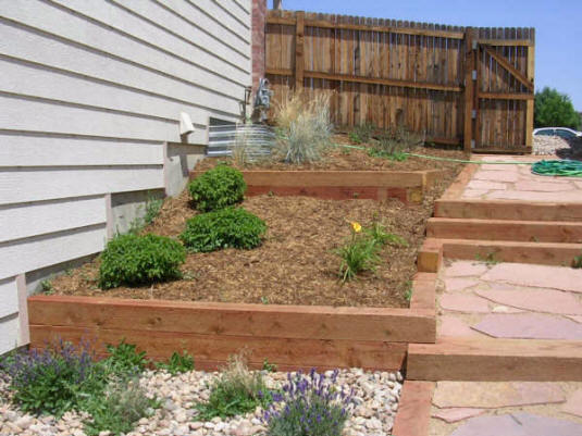 Retaining Walls by Rittz Services serving Denver Metro